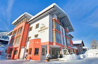 Austria, Kitzbuhel Alps, Kitzbühel, Hotel Schweizerhof Ges.m.b.H.