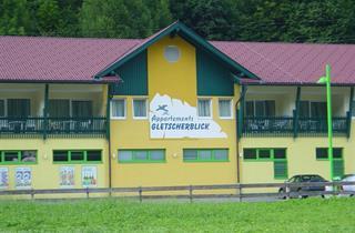 Austria, Moelltal, Flattach, Apartments AGletscherblick