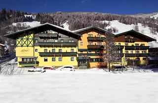 Austria, Saalbach Hinterglemm Leogang, Saalbach, Hotel Austria