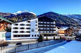 Austria, Arlberg, St. Anton am Arlberg, Hotel Arlberg
