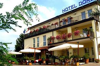 Italy, Lake Garda, Castelnuovo del Garda, Hotel Dorè