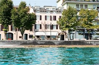 Italy, Lake Garda, Desenzano del Garda, Hotel Europa