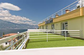 Italy, Lake Garda, Torri del Benaco, Hotel Internazionale