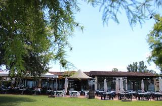 Italy, Lake Garda, Sirmione, Resort The Garda Village