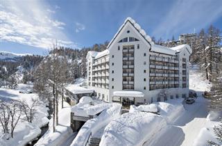 Switzerland, St. Moritz – Engadin, Sils im Engadin/Segl, Hotel Schweizerhof - 5 bzw. 7 Nächte