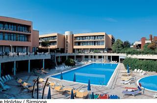 Italy, Lake Garda, Sirmione, Hotel Residence Holiday