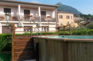 Italy, Lake Garda, Toscolano Maderno, Hotel Eden
