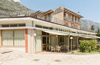 Italy, Lake Garda, Limone sul Garda, Hotel San Giorgio