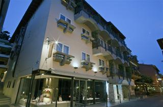 Italy, Lake Garda, Sirmione, Hotel Mavino