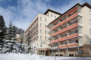 Switzerland, Davos - Klosters, Davos, Hotel National