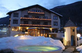 Italy, Val di Sole, Monclassico, Hotel Ariston