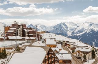 France, L'Alpe d'Huez, Alpe d'Huez, Apartments L'Ours Blanc