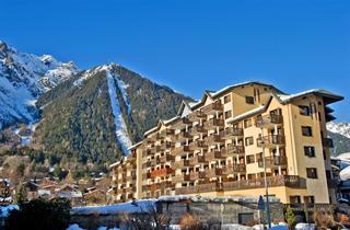 Francja, Chamonix Mont-Blanc, Chamonix-Mont-Blanc, Apartamenty La Riviere