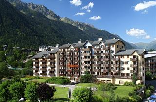 France, Chamonix Mont-Blanc, Chamonix, Apartments La Riviere