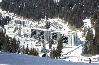 France, Le Grand Massif, Flaine, Apartments La Foret