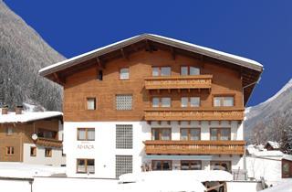 Austria, Ischgl, See im Paznauntal, Hotel Ad Laca
