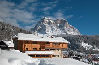 Italy, Civetta, Zoldo Alto, Apartments Sas de Pelf