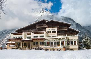 Austria, Oetztal - Soelden, Längenfeld, Hotel Rita