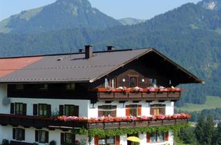 Austria, Kaiserwinkl, Kössen, Apartments Zasserlhof