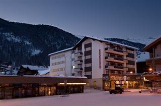 Switzerland, Zermatt, Hotel Gornergrat-Dorf