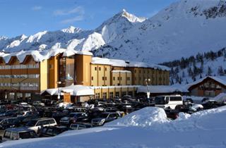 Italy, Adamello Ski, Passo Tonale, Grand Hotel Miramonti