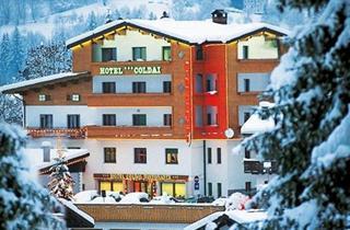 Italy, Civetta, Alleghe, Hotel Coldai