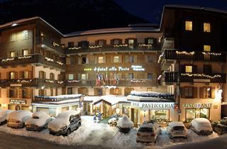 Italy, Civetta, Caprile, Hotel Alla Posta