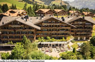 Switzerland, Gstaad Saanen, Saanen, Golfhotel Les Hauts de Gstaad & Spa