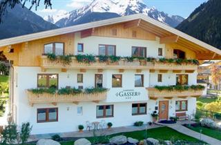 Austria, Zillertal, Mayrhofen, Apartments Gasser