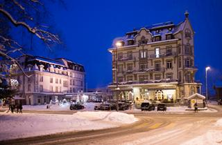Switzerland, Jungfrau, Interlaken, Carlton-Europe Hotel