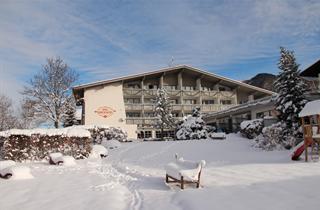 Germany, Ostallgau, Halblech, Hotel Bannwaldsee