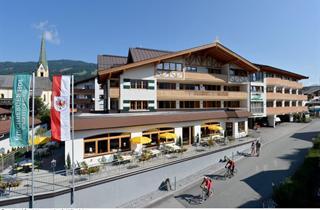 Austria, Kitzbuhel Alps, Kirchberg, Alpen Glück Hotel Kirchberger Hof