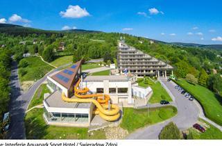 Poland, Świeradów, Polish Mountains, Świeradów-Zdrój, Interferie Aquapark Sport Hotel