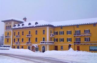 Italy, Folgaria - Lavarone - Luserna, Chiesa, Hotel Astoria