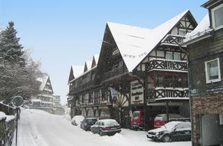 Germany, Willingen, Willingen (Upland), Hotel Sauerländer Hof