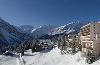 Switzerland, Arosa - Lenzerheide, Arosa, Hotel Cristallo