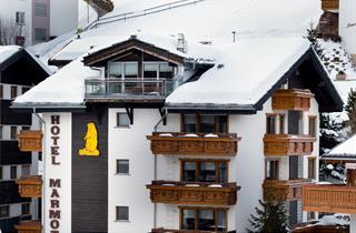 Switzerland, Saas Fee – Saastal, Saas Fee, Hotel Marmotte