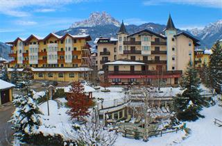Italy, San Martino di Castrozza (Passo Rolle), Fiera di Primiero, Hotel Brunet Family e Spa