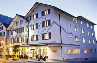 Switzerland, Meiringen Hasliberg, Meiringen, Hotel Alpbach