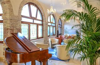 Italy, Lake Garda, Toscolano Maderno, Hotel Antico Monastero