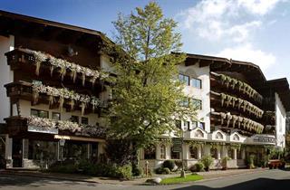 Austria, Kaiserwinkl, Walchsee, Hotel Schick