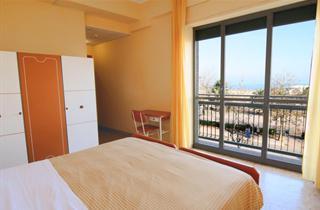 Italy, Central Adriatic Riviera, Giulianova, Hotel Cesare