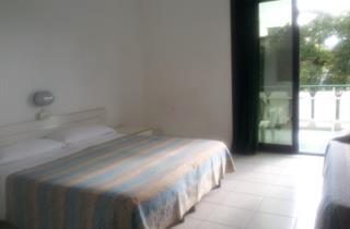 Italy, Northern Adriatic Riviera, Jesolo, Hotel Aldebaran