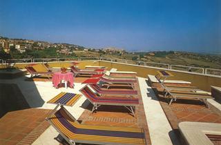 Italy, Tuscany, Chianciano Terme, Hotel Sole & Esperia