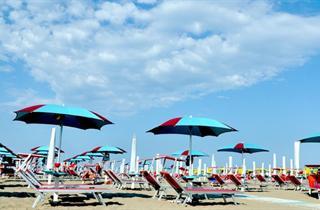 Italy, Central Adriatic Riviera, Rimini, Hotel Abamar