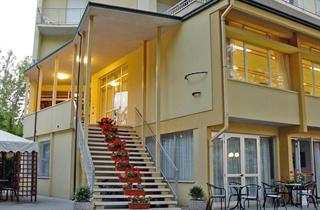 Italy, Central Adriatic Riviera, Cervia, Hotel Andreucci