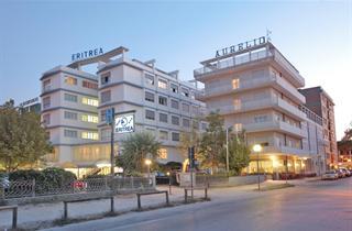 Italy, Central Adriatic Riviera, Cesenatico, Hotel Aurelio&Eritrea