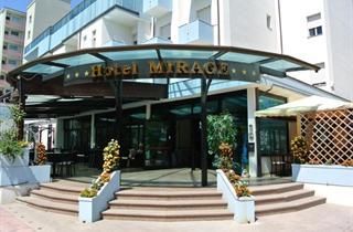 Italy, Central Adriatic Riviera, Ravenna, Hotel Mirage