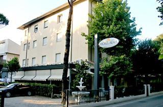 Italy, Central Adriatic Riviera, Cervia, Hotel Alma