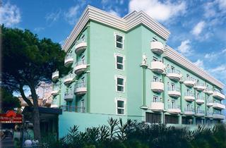 Italy, Central Adriatic Riviera, Cesenatico, Hotel Delle Nazioni